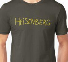H E I S E N B E R G _ Graffiti Unisex T-Shirt