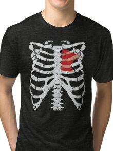 Minnesota's in my Heart Tri-blend T-Shirt