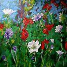 My Garden by Richard  Tuvey