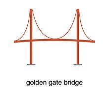 Golden Gate Bridge Print by Peter Fedewa