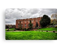 Military Museum Canvas Print