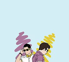 Klaine 5ever (iPhone 3GS) by wellsi