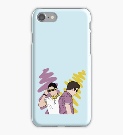 Klaine 5ever (iPhone 3GS) iPhone Case/Skin