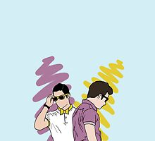 Klaine 5ever (iPod Touch) by wellsi