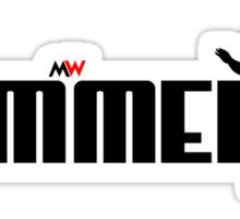 PUMMEL Sticker