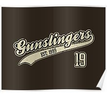 The Gunslingers Poster
