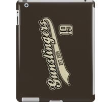 The Gunslingers iPad Case/Skin