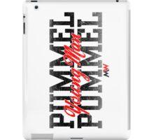 Pummel Young Man Pummel iPad Case/Skin