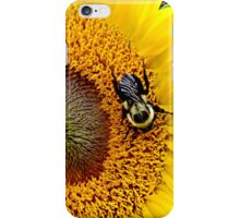 Happy Worker Bee - iPhone Cover iPhone Case/Skin