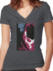 Blade Runner Women's Fitted V-Neck T-Shirt