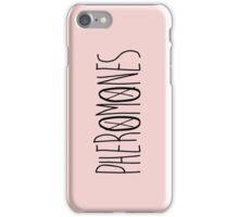 Pheromones iPhone Case/Skin