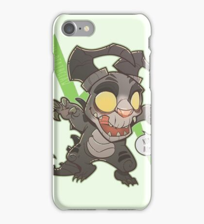 Lil' DeathClaw iPhone Case/Skin
