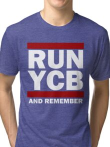 Run You Clever Boy And Remember Tri-blend T-Shirt