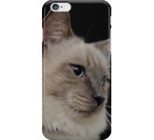 rag doll duke iPhone Case/Skin