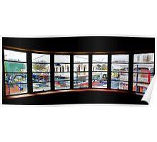windows bunbury Poster