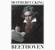 Motherfucking Beethoven by limra1n