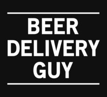Beer Delivery Guy by partyanimal