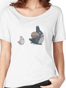 Totoro's friends Women's Relaxed Fit T-Shirt