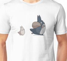 Totoro's friends Unisex T-Shirt