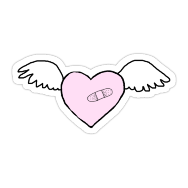 heart with wings by lazyville