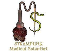 Steampunk Doc Photographic Print