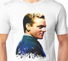 James Cagney, blue screen Unisex T-Shirt