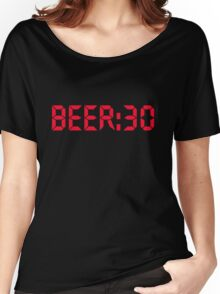 Beer Thirty Women's Relaxed Fit T-Shirt