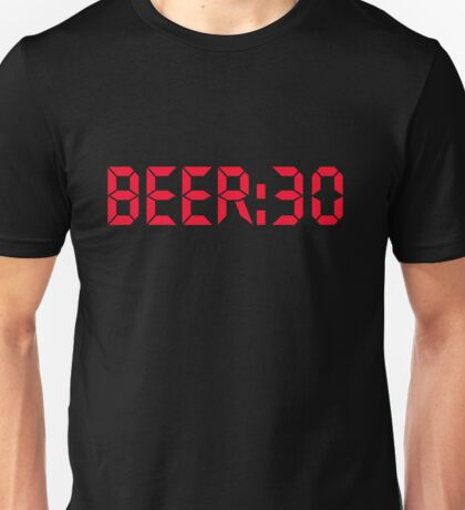 Beer Thirty Unisex T-Shirt