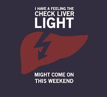 Check Liver Light Unisex T-Shirt
