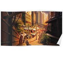 Tokyo Markets Poster