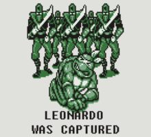 Leonardo Was Captured by Powder