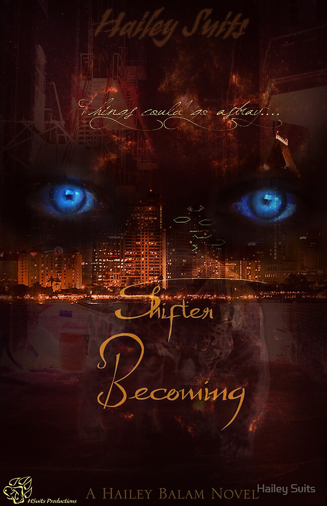 Hailey Balam Shifter Becoming Poster by Hailey Suits