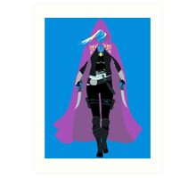 Celaena Sardothien | The Assassin's Blade Art Print