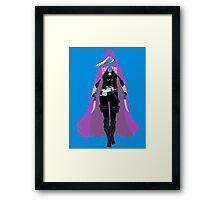 Celaena Sardothien | The Assassin's Blade Framed Print