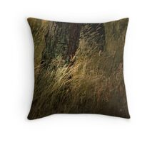 BLOWING SOFTLY IN THE WINDS OF SUMMER Throw Pillow