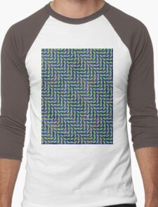 Animal Collective - Merriweather Post Pavilion Men's Baseball ¾ T-Shirt