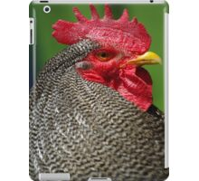 Rooster! iPad Case/Skin