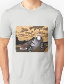 ▂ ▃ ▅ ▆ █ TRY DRIVING A MILE IN MY SHOE ~ TEE SHIRT █ ▆ ▅ ▃ T-Shirt