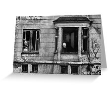 - as Time goes by Greeting Card