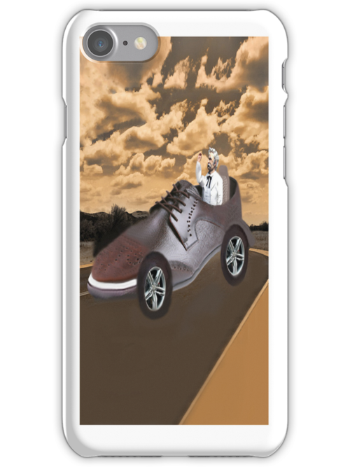 ▂ ▃ ▅ ▆ █ TRY DRIVING A MILE IN MY SHOE ~ IPHONE CASE █ ▆ ▅ ▃ by ✿✿ Bonita ✿✿ ђєℓℓσ