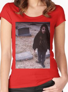 Crystal Castles (II) Women's Fitted Scoop T-Shirt