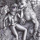 Human and Werewolf 1 by Furiarossa