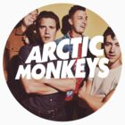 Arctic Monkeys Band Logo 2 by AimLamb