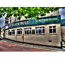 Black Bull Gateshead Photographic Print