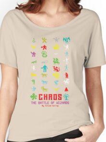 Chaos Women's Relaxed Fit T-Shirt