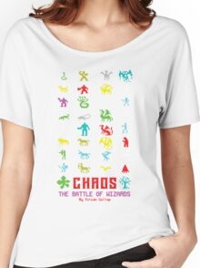 Chaos Women's Relaxed Fit T-Shirt