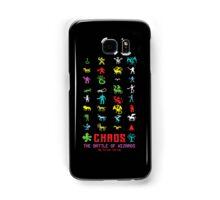 Chaos Samsung Galaxy Case/Skin