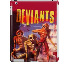 Deviants iPad Case/Skin