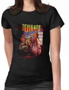 Deviants Womens Fitted T-Shirt