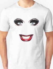 Bianca Del Rio Make up Unisex T-Shirt